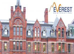 Everest Restoration, Library