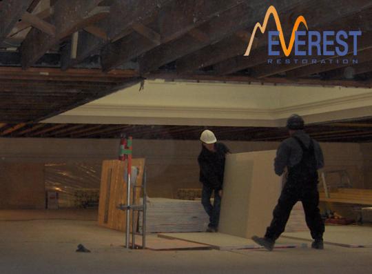 Everest Restoration, Services