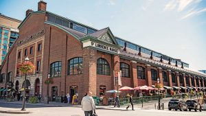 Direct Construction - St. Lawrence Market