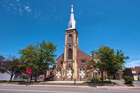 Grace United Church - Brampton