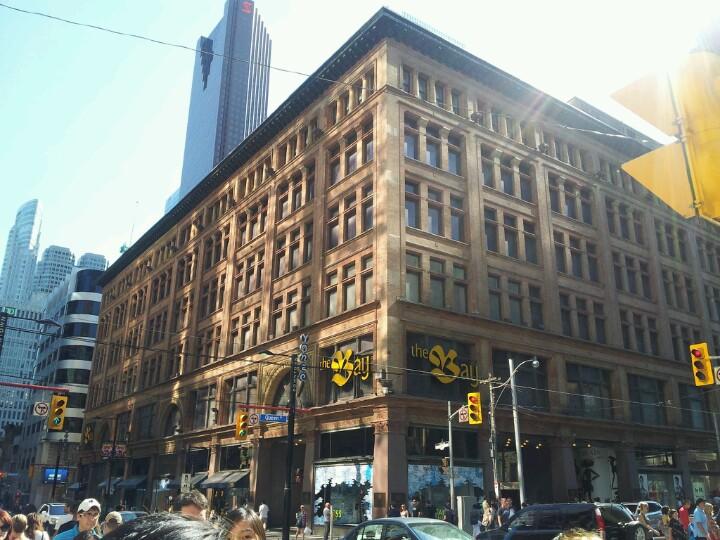 Hudsons Bay - 176 Yonge Street, Toronto