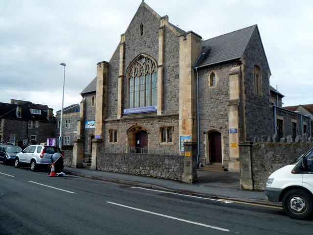 Weston Park Baptist Church