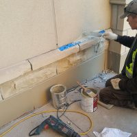 Caulking-and-Masonry-Cleaning